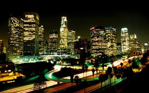My City of Angels.